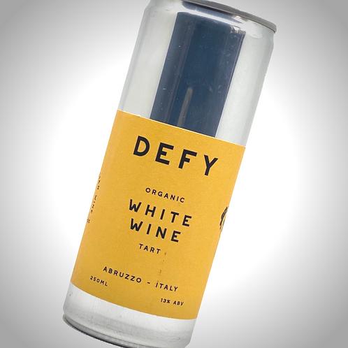 Defy Wine Organic White