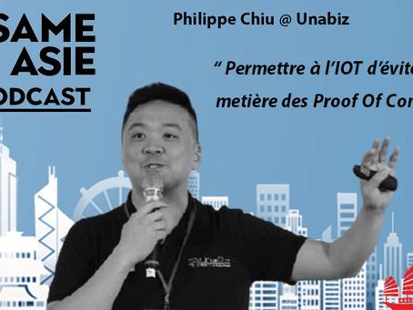 #48 Taiwan: Philippe Chiu [UnaBiz] Permettre à l'IOT de sortir du cimetière des Proof Of Concept
