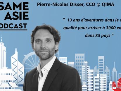 8# Pierre-Nicolas Disser [Chief Commercial Officer @ QIMA] 13 ans d'aventures dans le QC