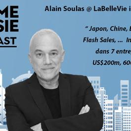 #43 Tokyo: Alain Soulas [LaBelleVie inc] Événementiel, Flash Sales, Chine, Japon