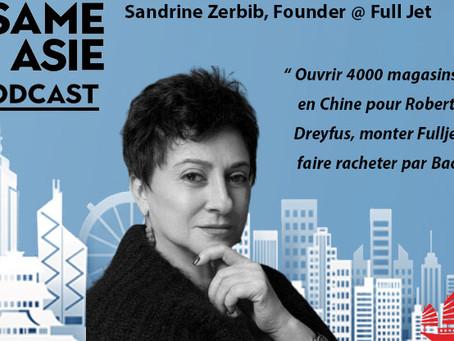 #36 Shanghai: Sandrine Zerbib [Full Jet] Ouvrir 4000 magasins Adidas, Rachat Full Jet par Baozun