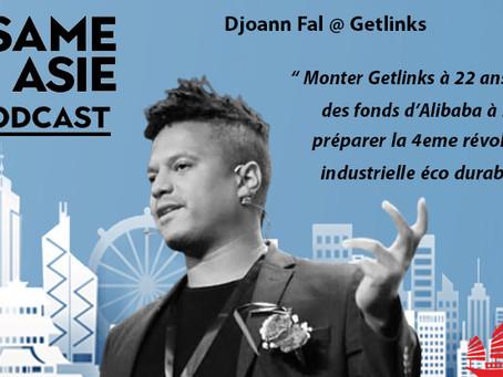 #49 Bangkok: Djoann Fal [Getlinks] Monter Getlinks à 22 ans en Thailande, lever des fonds d'Alibaba