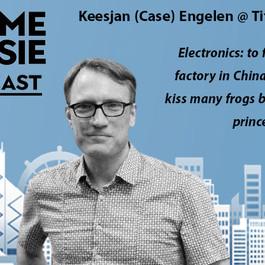 #54 Taiwan: Keesjan Engelen [Titoma] Electronics Design & Manufacturing in Asia