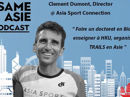 #7 Clement Dumont [Director @ Asia Sport Connection]