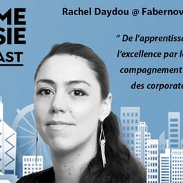 #44 Shanghai: Rachel Daydou [Fabernovel] Plaisir de l'excellence par le Kungfu, startups et corpos..