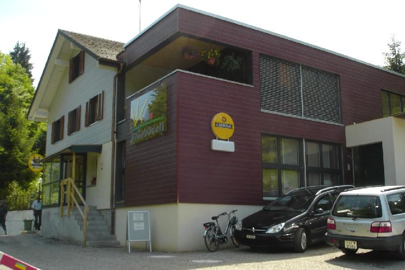 Flüebödeli, Vorderthal