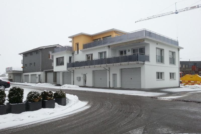 Haslenstrasse, Schübelbach
