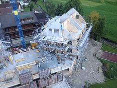 Baustelle Vorderthal