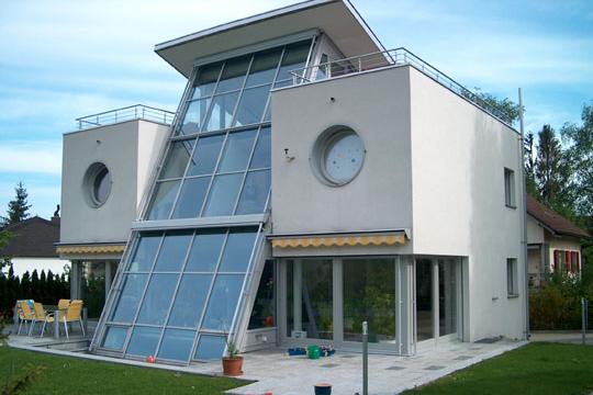 Landhofstrasse, Reichenburg