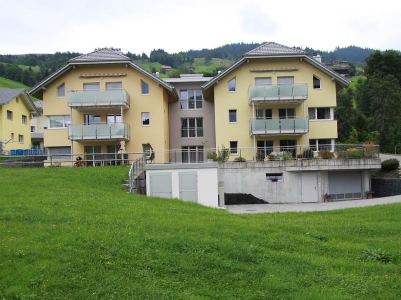 Bächweidstrasse, Vorderthal