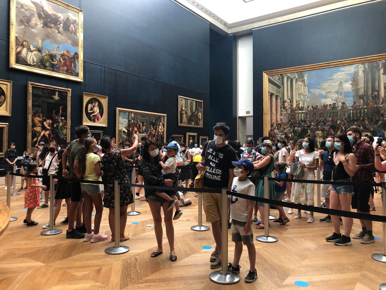 Paris e o turismo pós-reabertura dos museus
