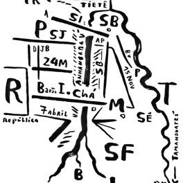 Mapa de São Paulo 19