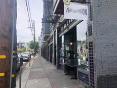 Isabel Nogueira, Bar, Berkeley, California