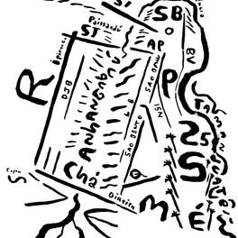Mapa de São Paulo 24