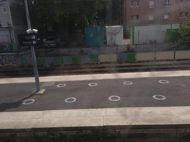 Volmir Cordeiro, Metrô, Paris