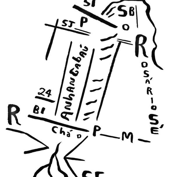 Mapa de São Paulo 12