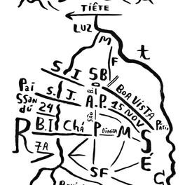 Mapa de São Paulo 16