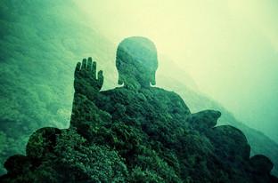 """""""Ascension"""" - The Big Buddha, Hong Kong, 2011"""