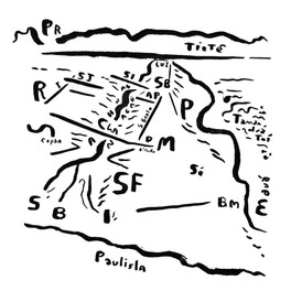 Mapa de São Paulo 13
