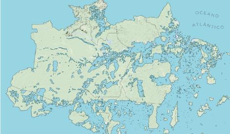 Públicas e privadas: a divisão de terras no território brasileiro