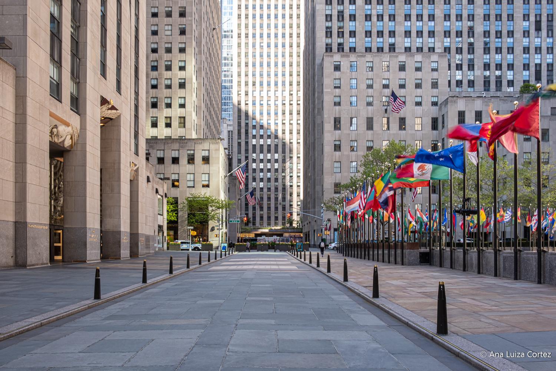 Nova York nos tempos do Covid