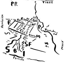 Mapa de São Paulo 15