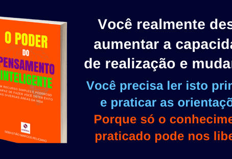 O PODER DO PENSAMENTO INTELIGENTE