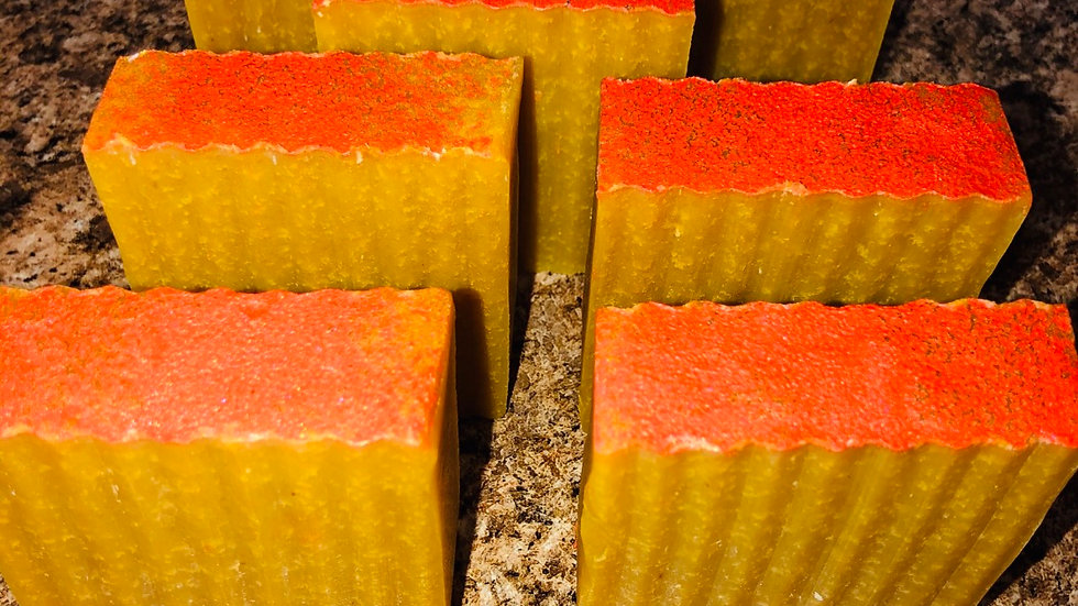 Carrot 🥕 Soap