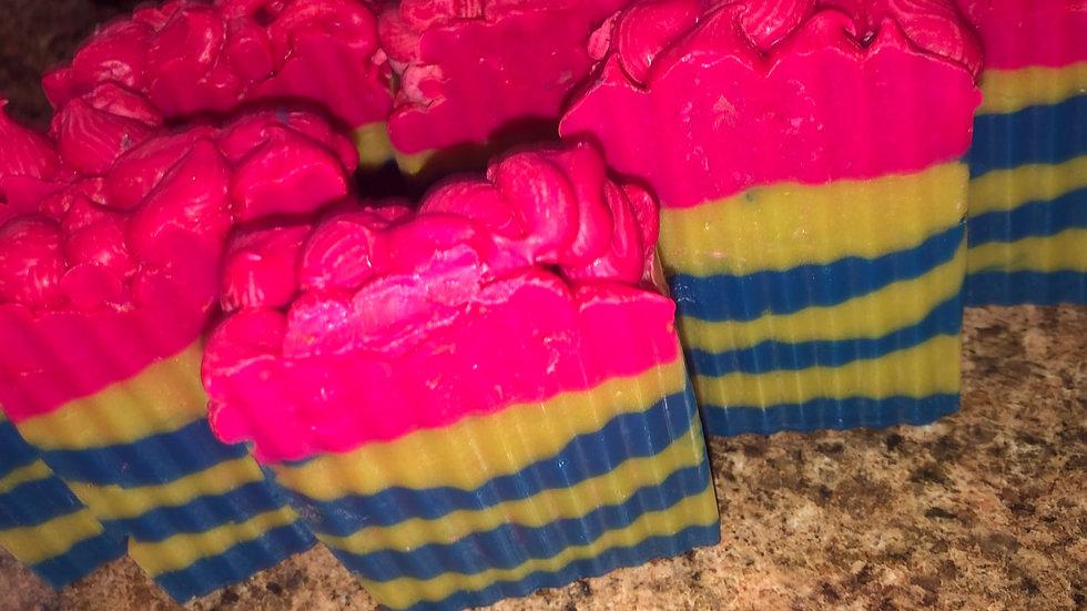 Shea Butter Birthday Cake