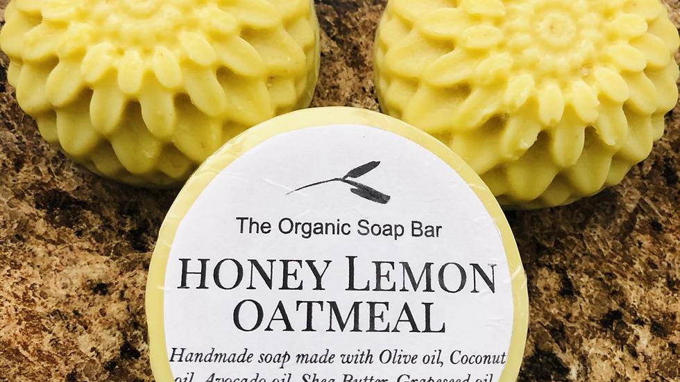Honey Lemon Oatmeal