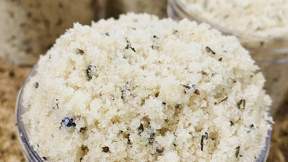 Herbs & Himalayan Salt Sugar Scrub