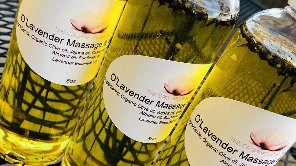 O'Lavender Massage & Body oil