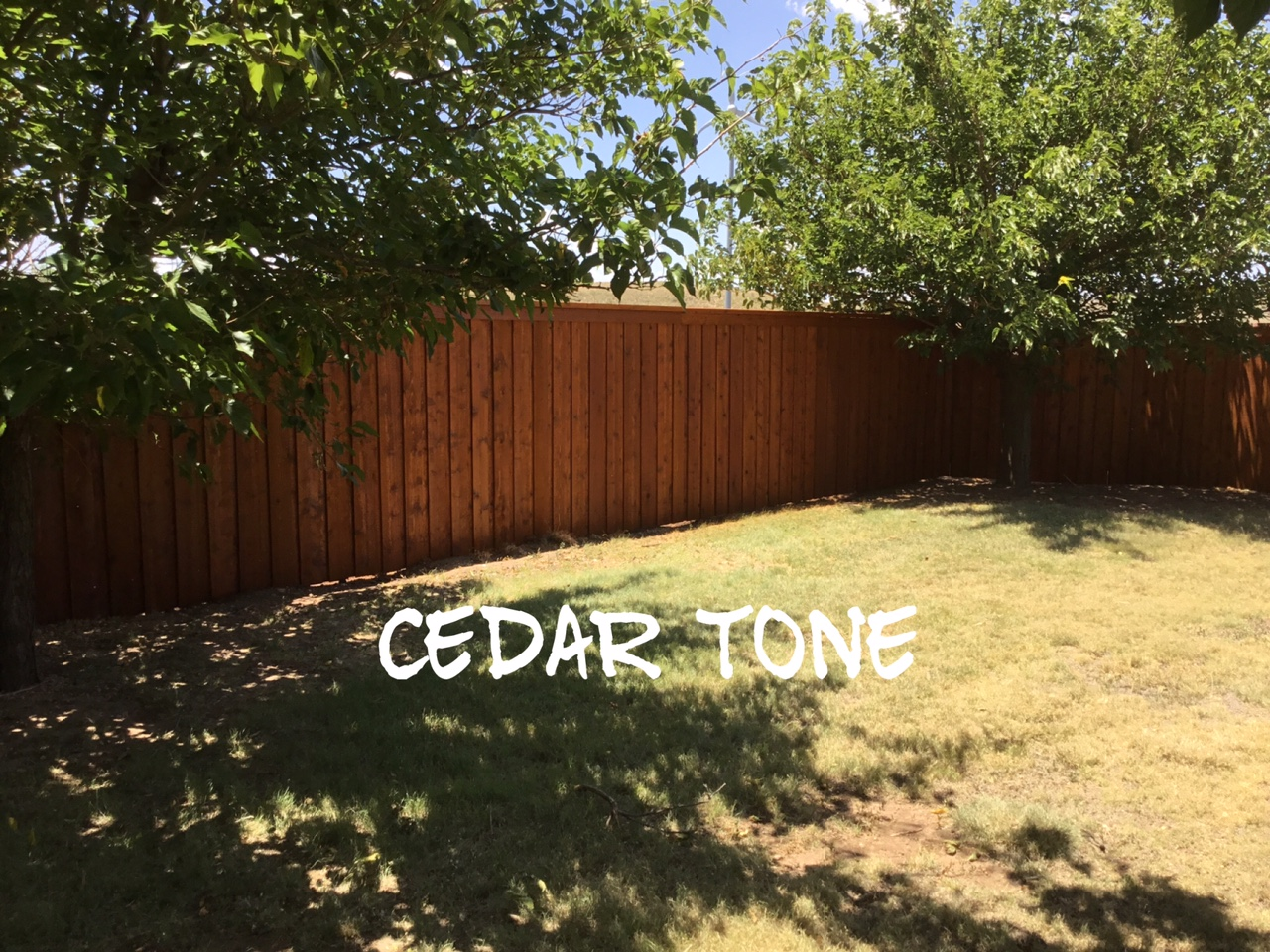 Amarillo Fence Staining Amp More Panhandle Fence Staining