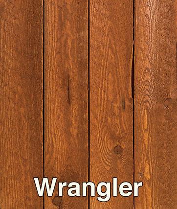Wrangler Stain