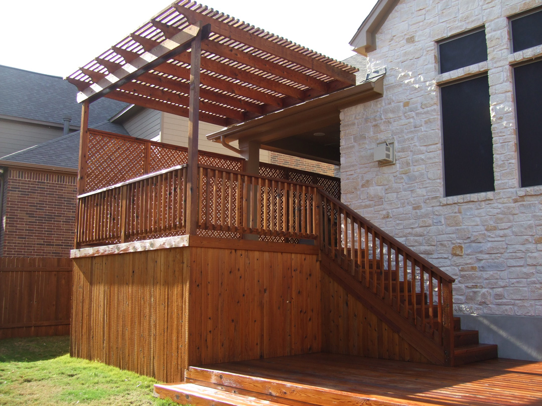 Fences,Decks,Pergolas