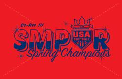 SMP&R USA Softball Spring Champions APR 2018corec3-01