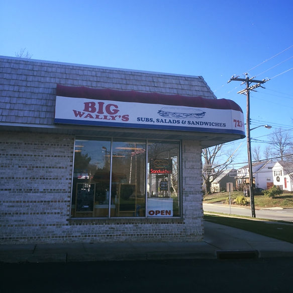 Big Wally's Subs & Deli New Jersey Subs & Sandwiches