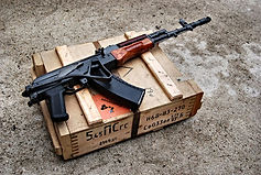 AK47 training tactical montana