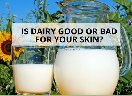 Dairy - Beauty Enhancer or Radiance Reducer?