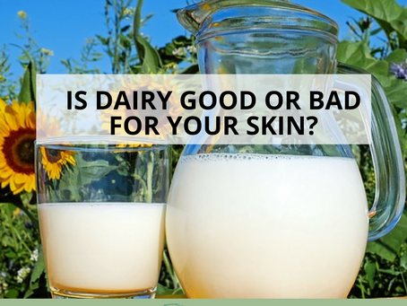 Dairy - Beauty Enhancer or Radiance Reducer?