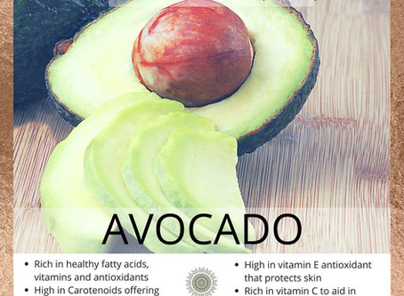 """Skintastic"" Benefits of Avocado"