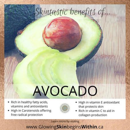 """Skintastic"" Benefits of Avocado"