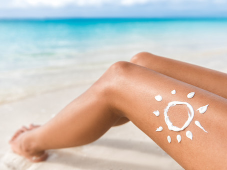 All About Natural Sunscreen