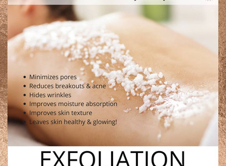 Exfoliate to Glowing Skin!