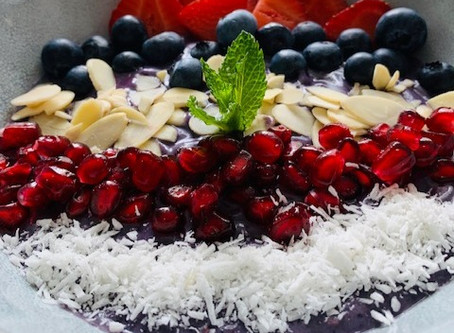 Age-Defying Smoothie Bowl