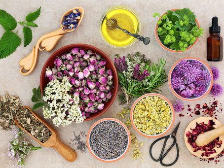 Holistic Skin Care: Herbs and Spices