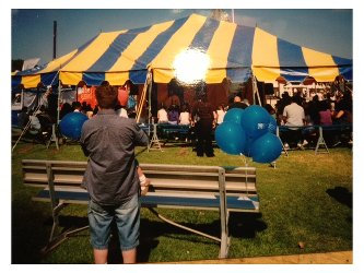 EVENT TENT - 60'x40' (Staked)