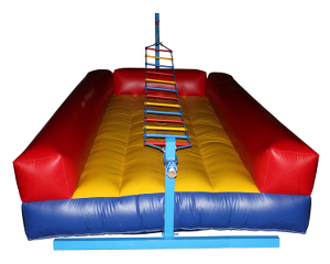 Adult Inflatable Interactive - Jacob's Ladder, Sumo and Joust