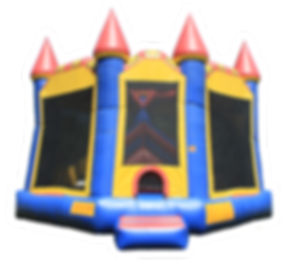 Large Combo Castle Bounce House
