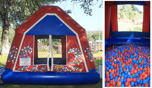 BALL POND INFLATABLE BOUNCE